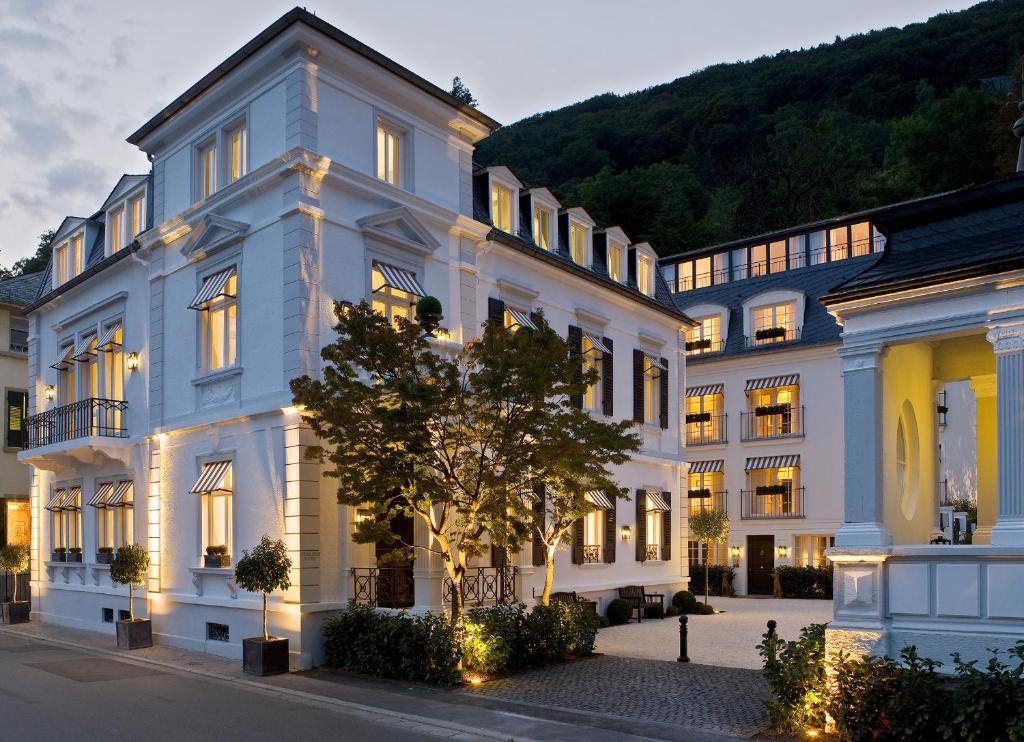 Boutique hotel heidelberg suites small luxury hotels of for Luxury hotels of the world