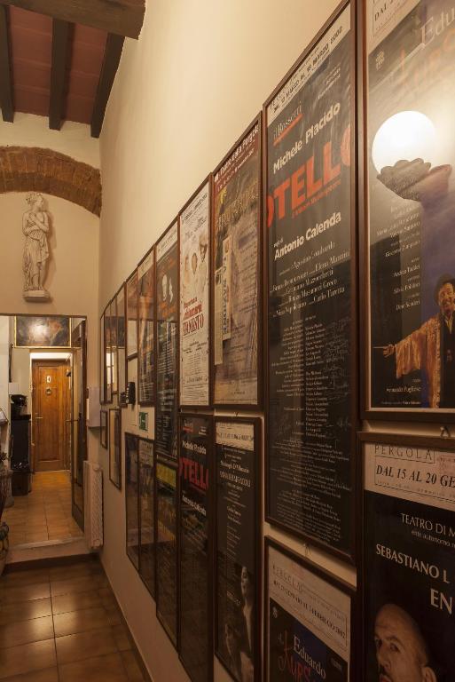 Soggiorno La Pergola - Florencia- reserva tu hotel con ViaMichelin