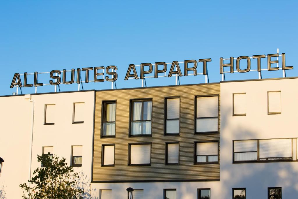 All appart h tel pau france pau for Appart hotel pau
