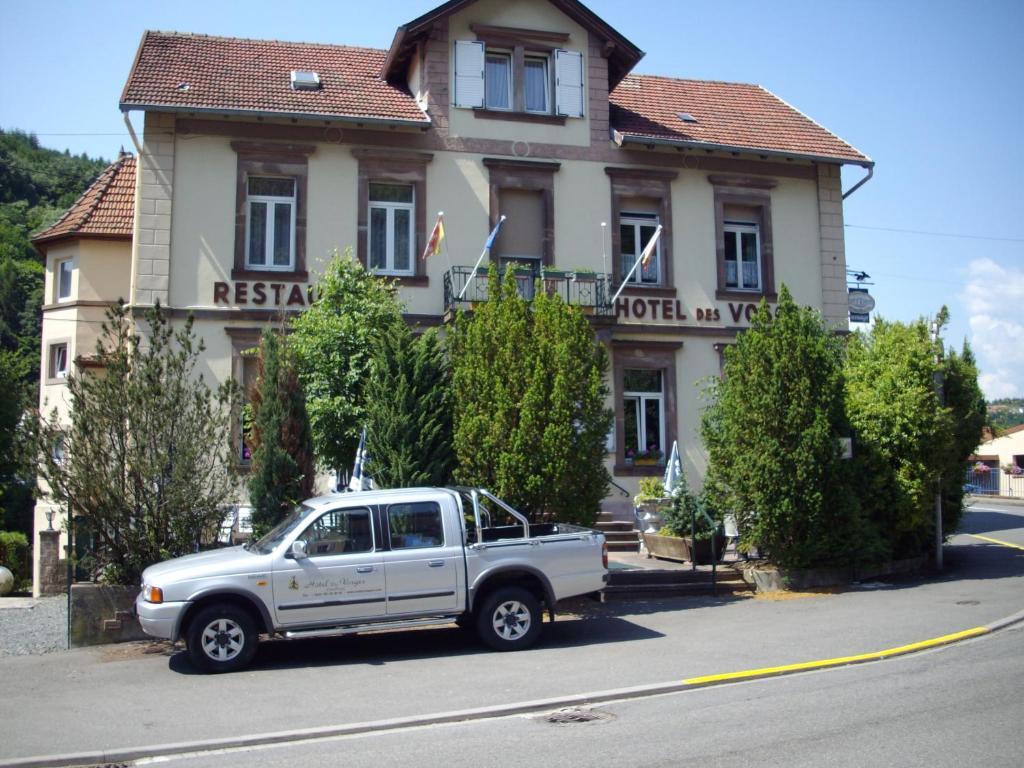 Restaurant Des Vosges  Rue Ackermann Lutzelbourg