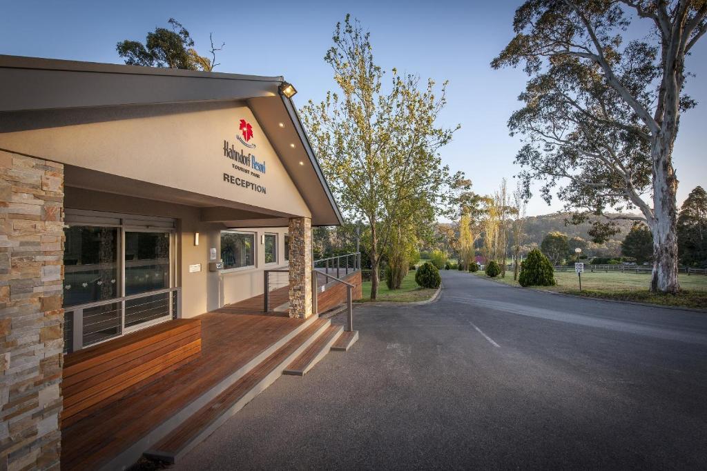 Hahndorf Hotel Restaurant