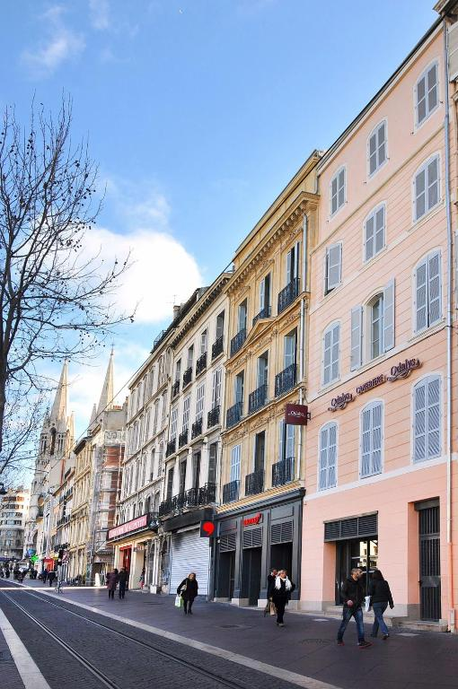 Appart 39 h tel odalys appart canebiere france marseille for Appart hotel vienne france