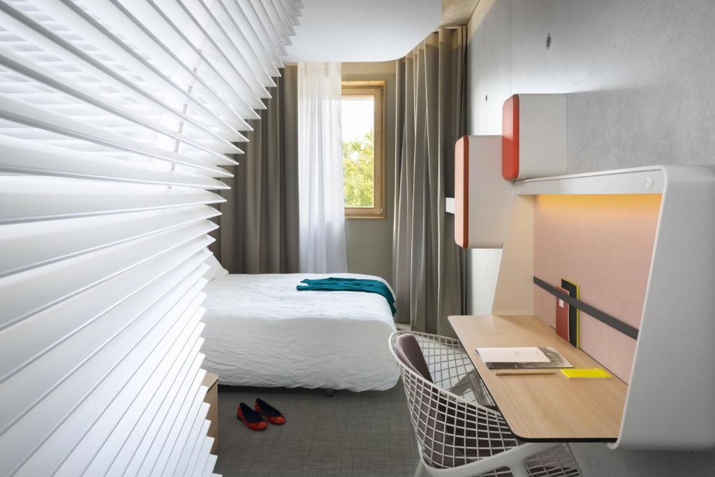 Okko hotels grenoble jardin hoche grenoble for Hotel design grenoble