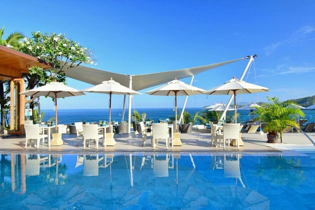 Cape sienna gourmet hotel villas kathu online for Gourmet hotels