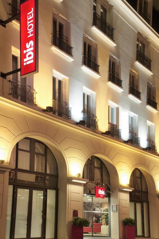 Hotel Ibis Paris Opera