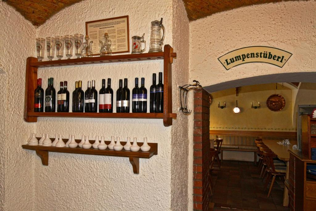 Hotel Burgblick Burghausen Restaurant