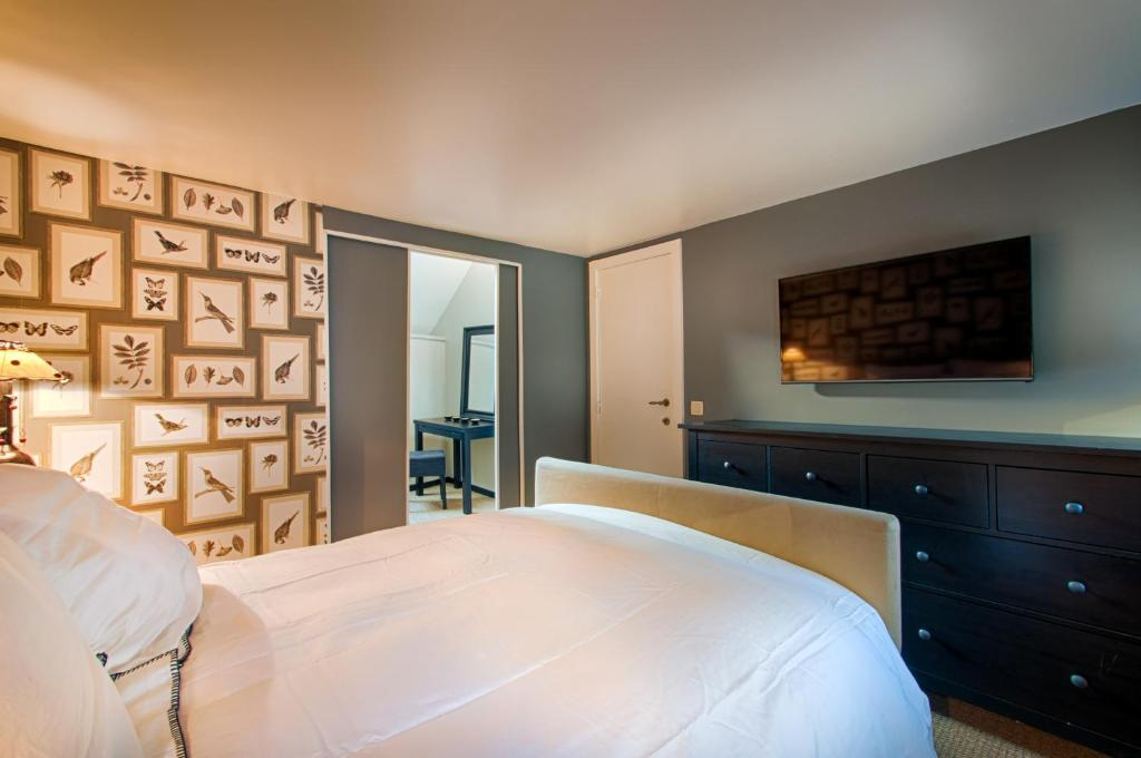 Chambres d 39 h tes be and be sablon 7 chambres d 39 h tes bruxelles - Chambre d hotes bruxelles ...