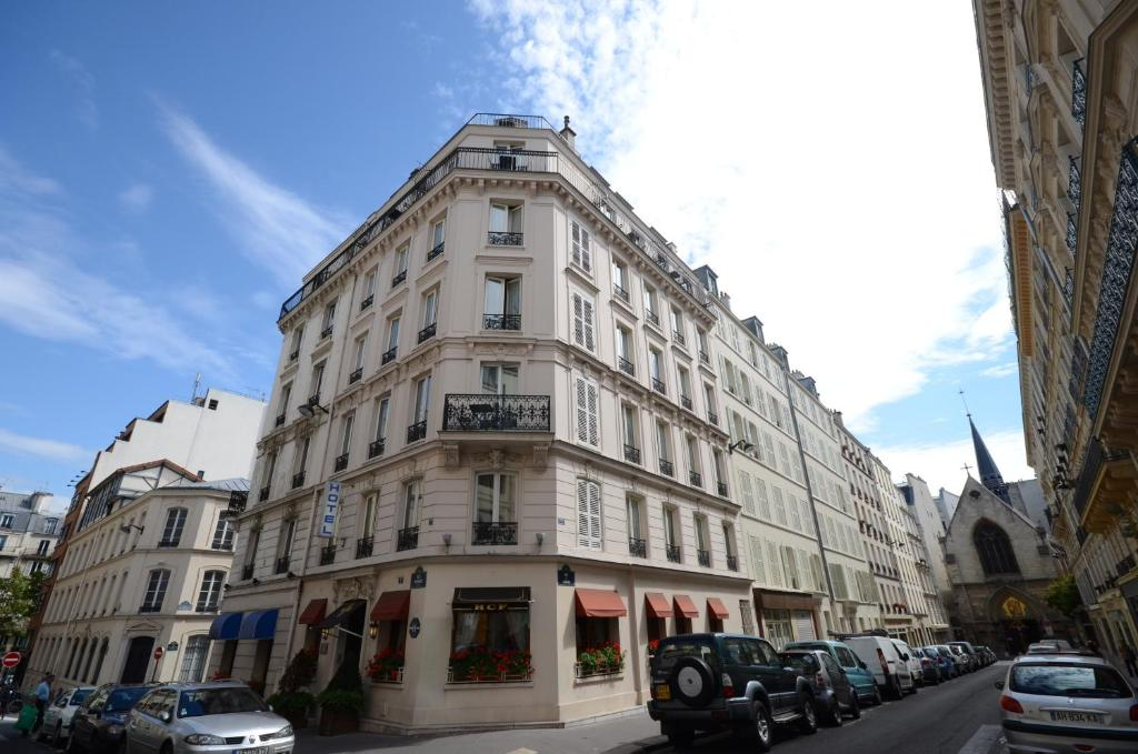 Hotel Du College De France Paris Book Your Hotel With