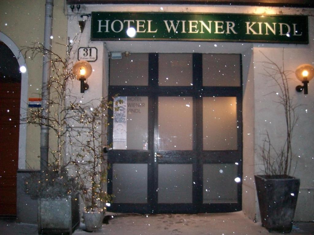 Hotel Wiener Kindl Wien