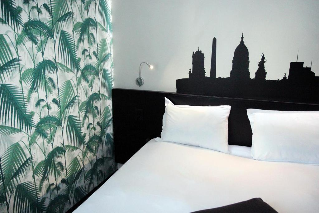 Comfort hotel davout nation paris 20 r servation for Reservation hotel gratuite paris
