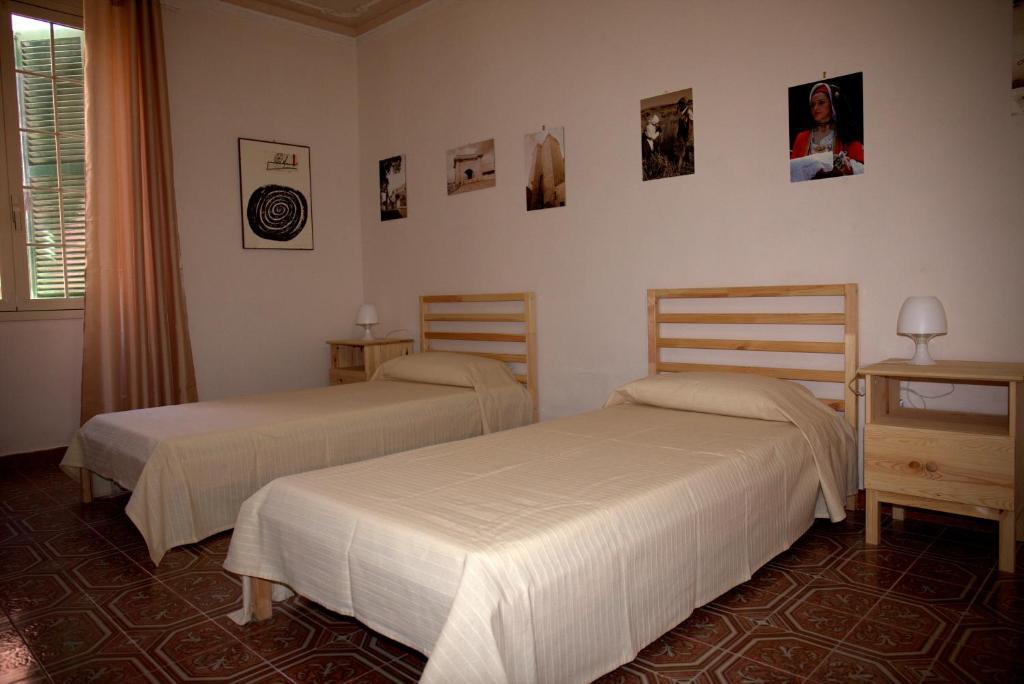 Guest house la casa di iride chambres d 39 h tes cagliari for Chambre d hote sardaigne