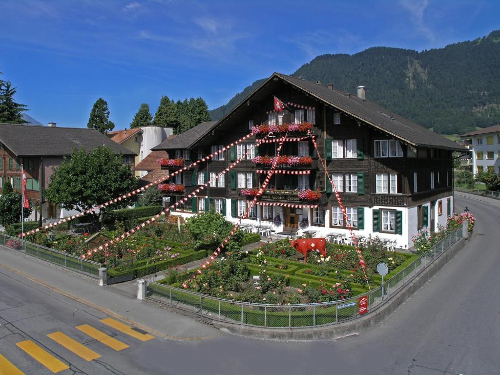 Hotel chalet swiss r servation gratuite sur viamichelin for Reservation gratuite hotel