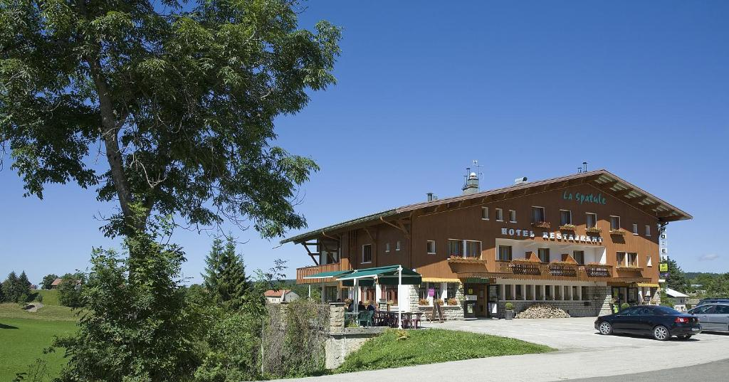 Hotel Restaurant Logis De France Jura