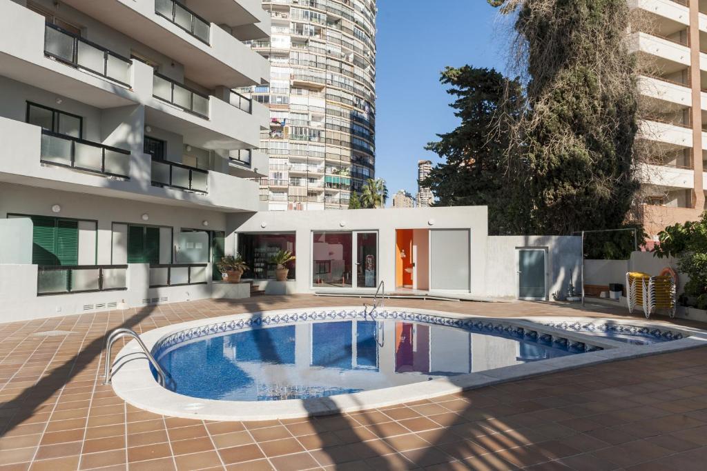 Apartamento Michel Angelo, Benidorm, Spain - Booking.com
