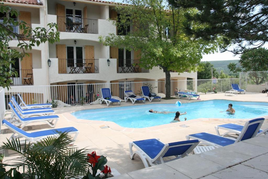 hotel spa l ermitage les salles sur verdon
