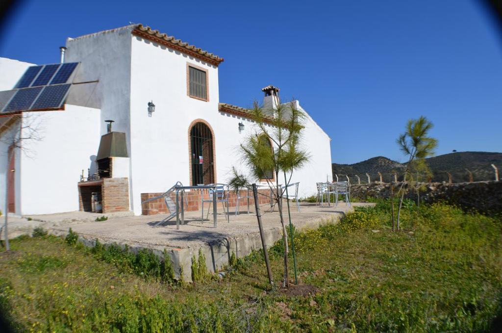 Casa de temporada Dehesa Sierra Leon (Espanha La Puebla de ...