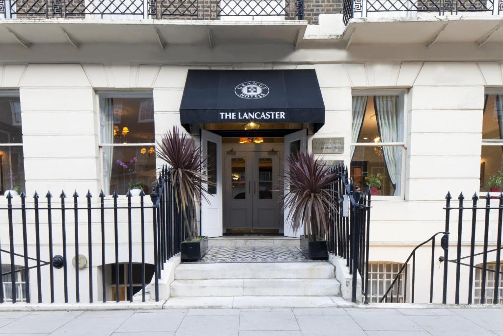 Grange lancaster hotel r servation gratuite sur viamichelin for Cafe du jardin covent garden