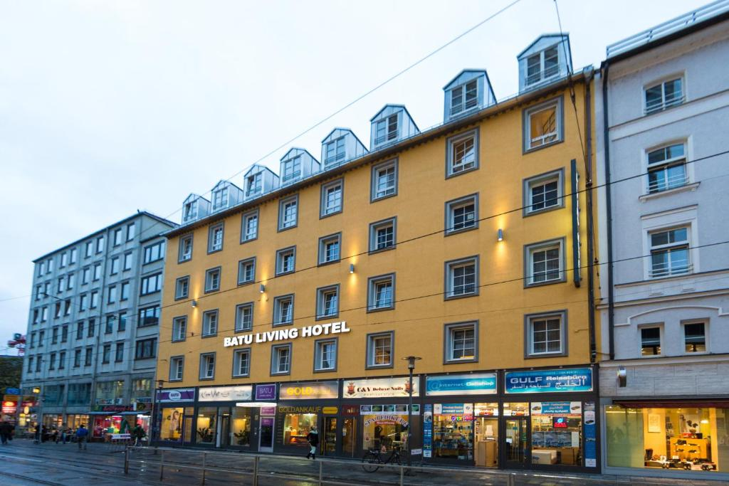 Batu apart hotel munich including reviews for Aparte hotel