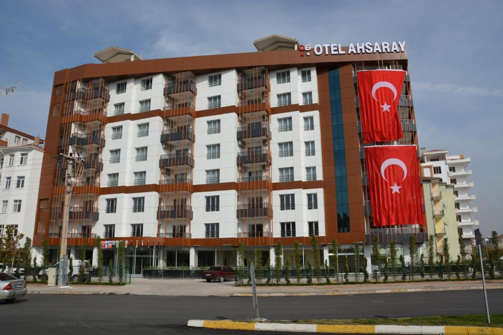 Ahsaray hotel aksaray prenotazione on line viamichelin for Aksaray hotels