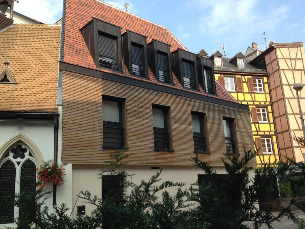 appartements du renard locations de vacances strasbourg. Black Bedroom Furniture Sets. Home Design Ideas