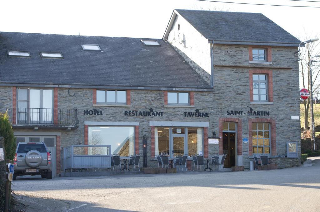 Restaurant Rue De Bievre