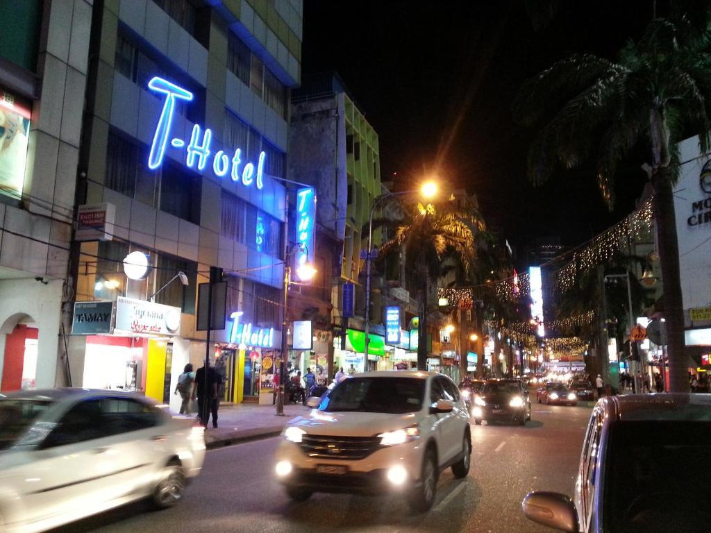 T-Hotel Bukit Bintang - Kuala Lumpur - book your hotel ...