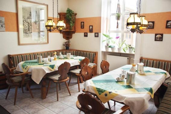 Hotel Garni Bad Kissingen