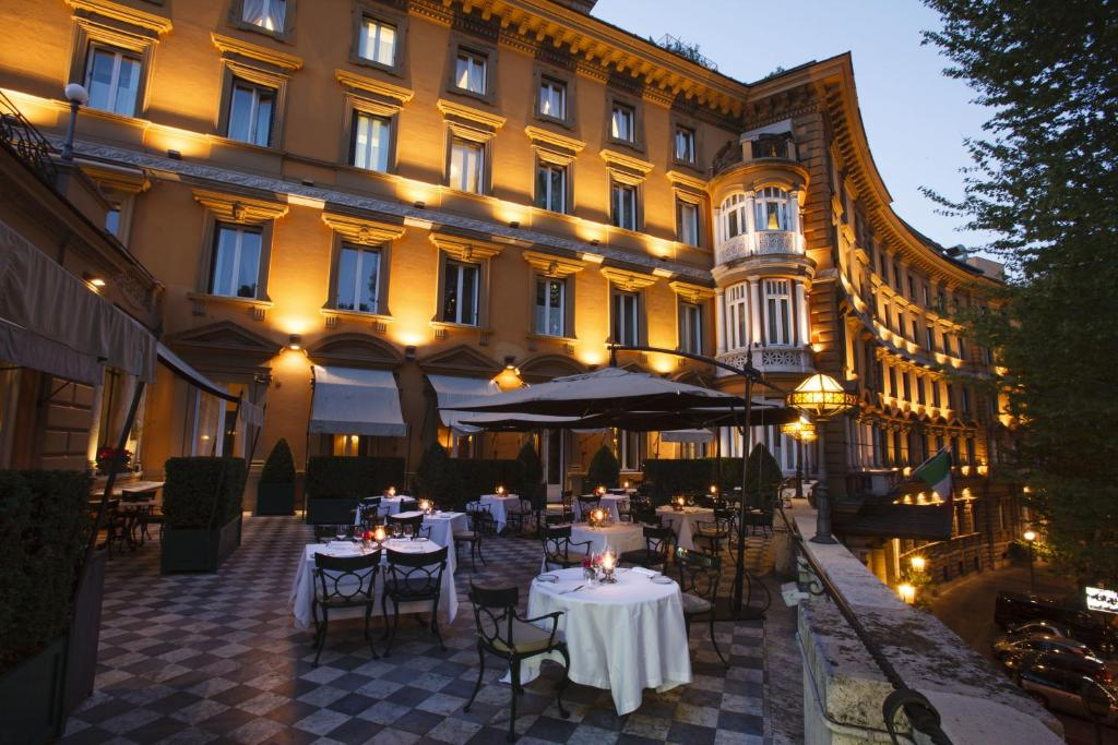 Hotel Majestic Roma The Leading Hotels Of The World