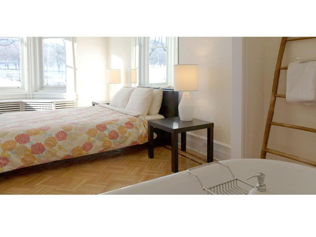 Chambres d 39 h tes casa bianca bed breakfast chambres d for Chambre d hote montreal