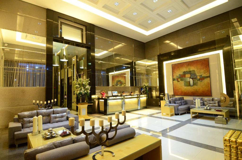 The luxe residences manila philippines for Residence luxe