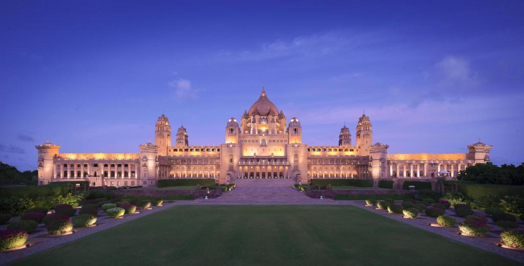 Resultado de imagen para Palacio Umaid Bhawan
