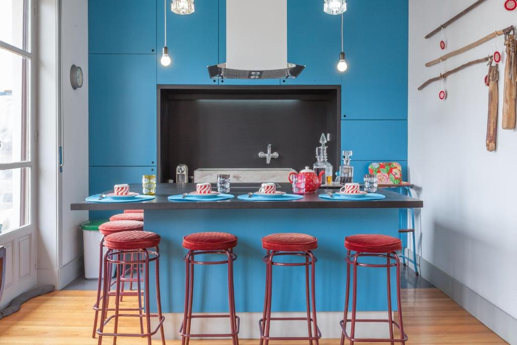 chambres d 39 h tes bandeira3rooms chambres d 39 h tes porto. Black Bedroom Furniture Sets. Home Design Ideas