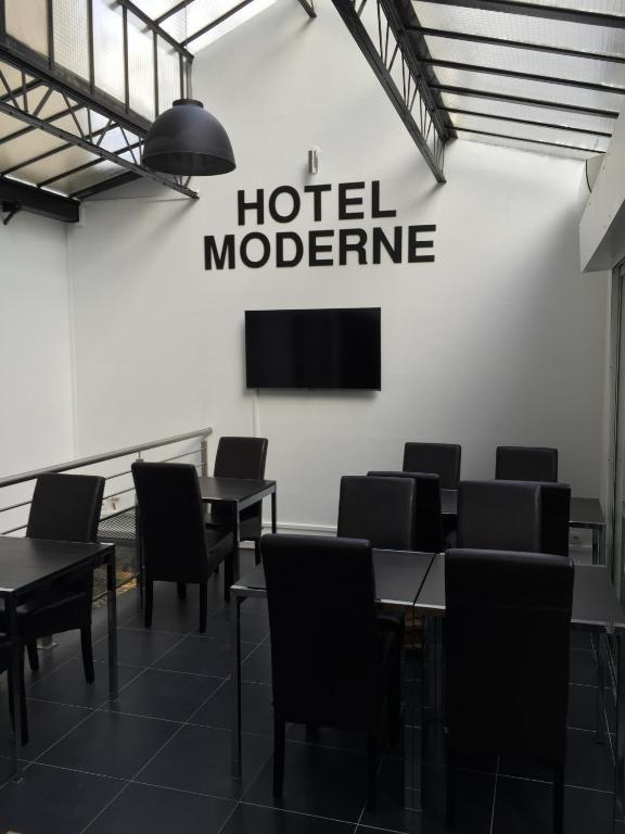 H tel moderne cr teil informationen und buchungen for Appart hotel maison alfort