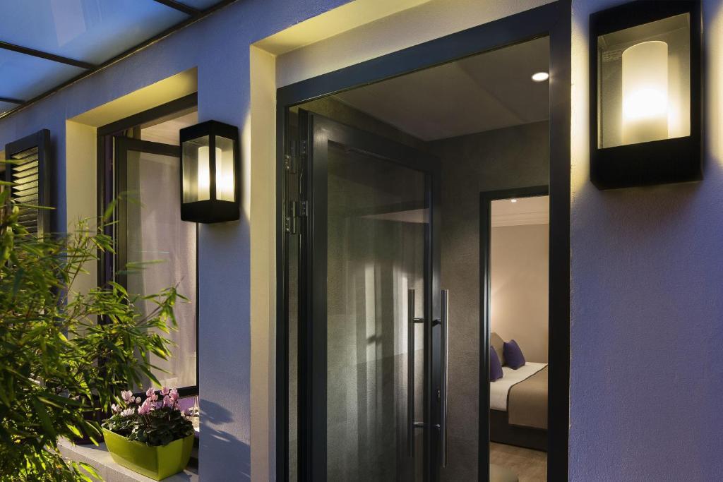 Hotel Acropole Porte D Orleans