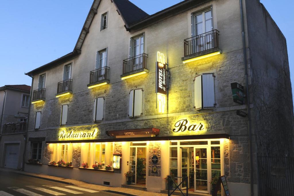 Hotel De Bordeaux Gramat