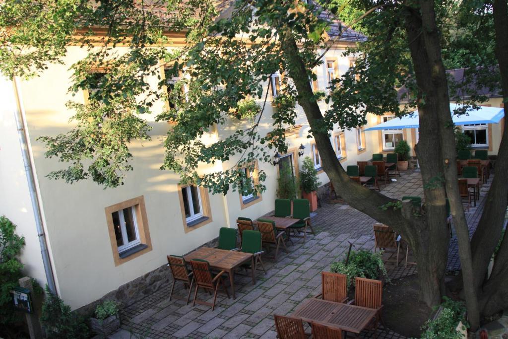 Hotel Pension Villa Marie Radebeul