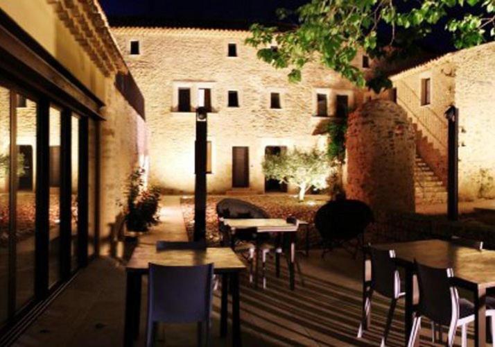 Le jour et la nuit maison d 39 h tes chambres d 39 h tes for Chambre d hotes vaison la romaine