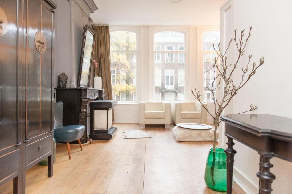 Plantage kerk apartment amsterdam viamichelin for Amsterdam appart hotel