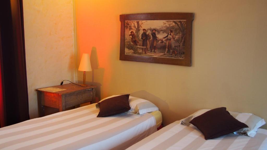 hotel le relais du luberon r servation gratuite sur viamichelin. Black Bedroom Furniture Sets. Home Design Ideas