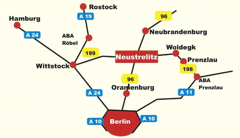 Hotels In Neustrelitz Deutschland