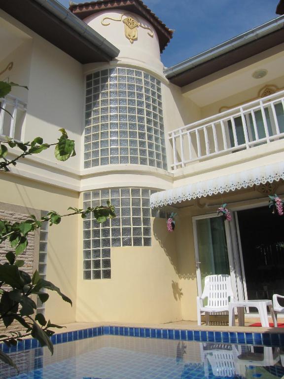 Booking.com: My Jomtien Pool Villa , Jomtien Beach, Thailand - 11 ...
