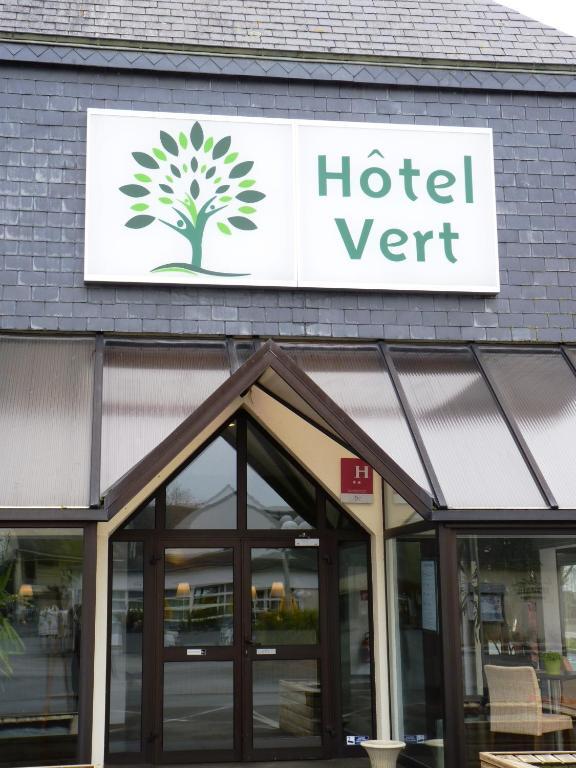 h 244 tel vert pontorson book your hotel with viamichelin