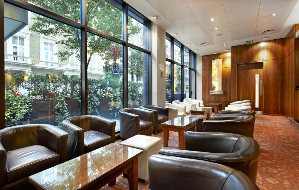 Central park hotel london online booking viamichelin for 49 queensborough terrace bayswater