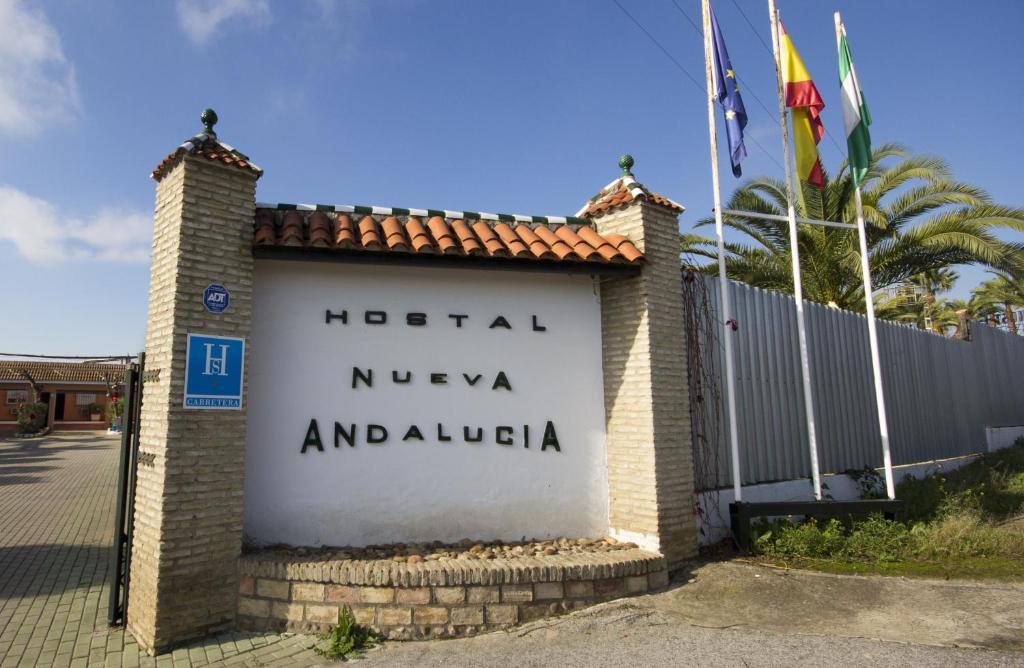 hostal nueva andalucia: