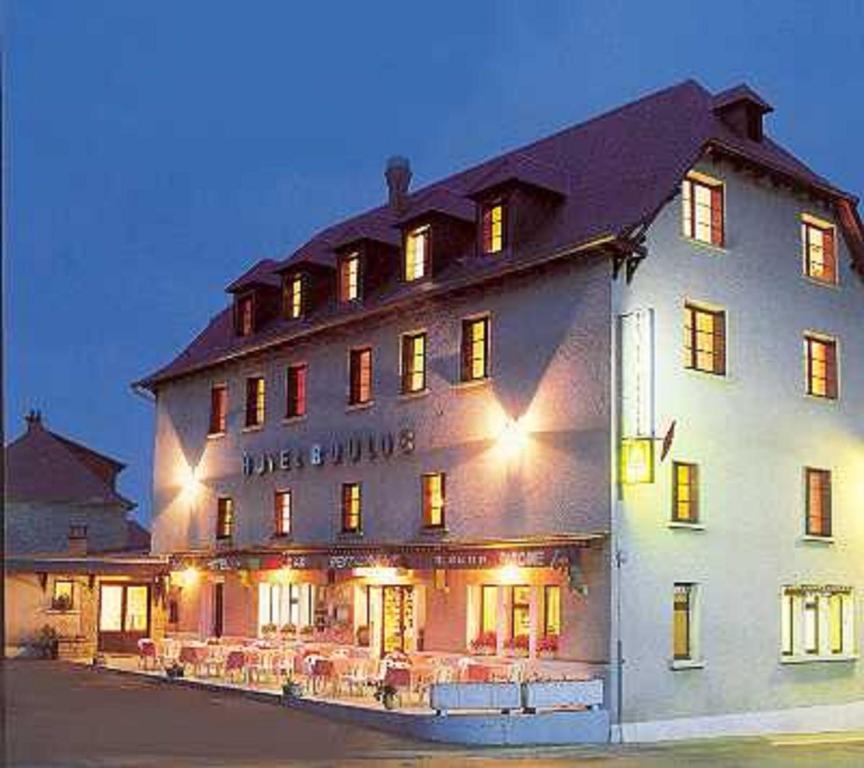 Hotel Restaurant Bouloc Gabriac