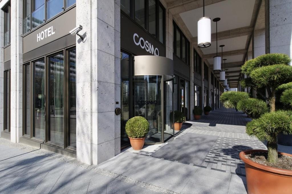 Cosmo Hotel Berlin Mitte Booking