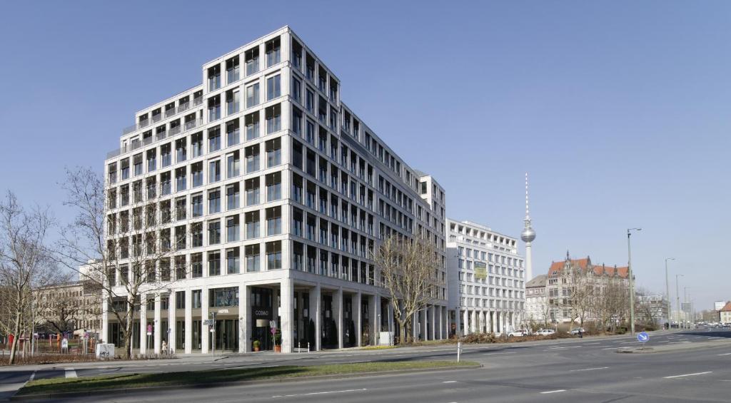 cosmo hotel berlin mitte berlin online booking viamichelin. Black Bedroom Furniture Sets. Home Design Ideas
