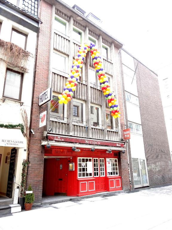 St Andreas Dusseldorf Hotel