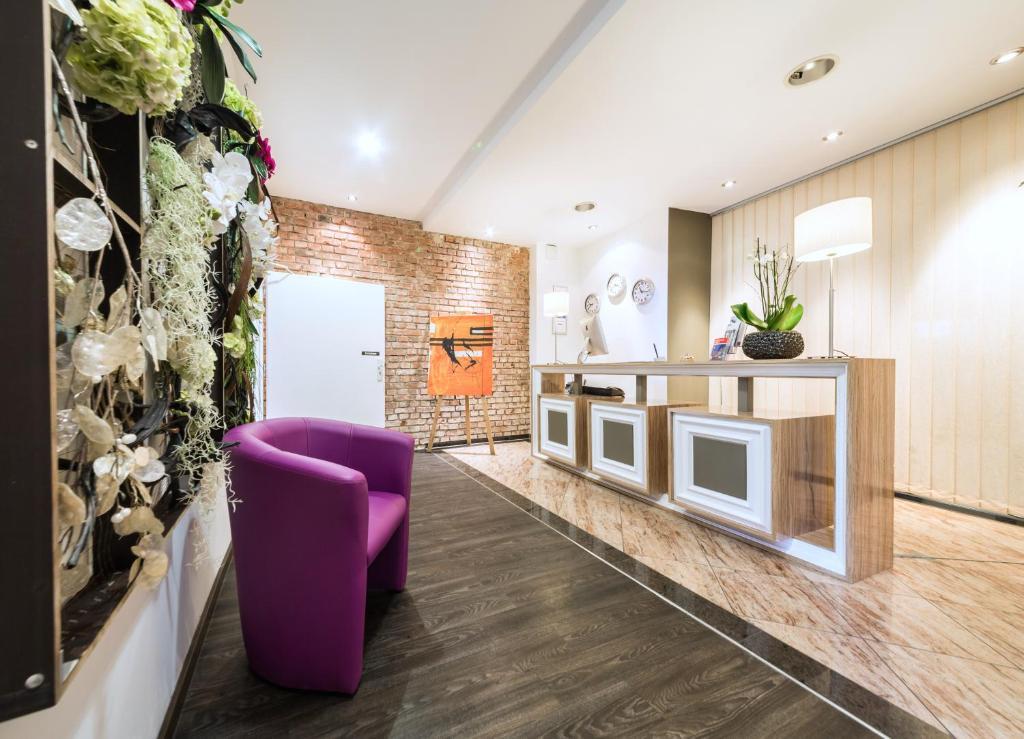 arthotel city n rnberg informationen und buchungen online viamichelin. Black Bedroom Furniture Sets. Home Design Ideas