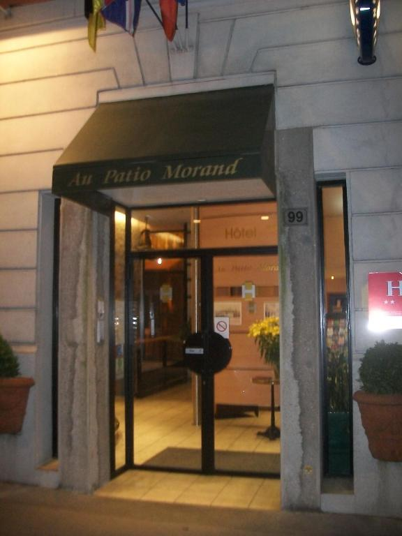 inter hotel au patio morand lyon viamichelin informatie en reserveren